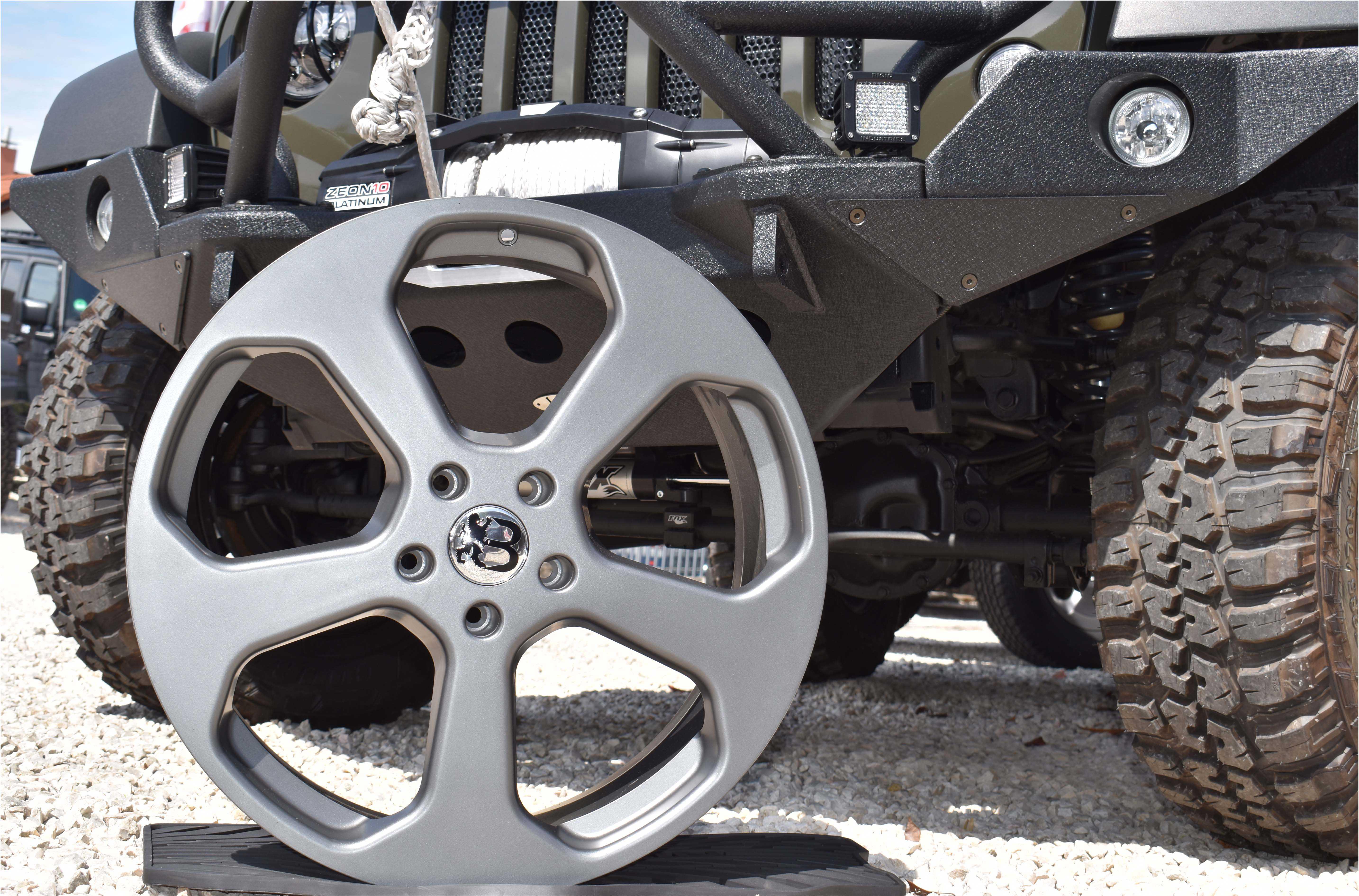 22 jeep wrangler alufelge online kaufen allrad. Black Bedroom Furniture Sets. Home Design Ideas
