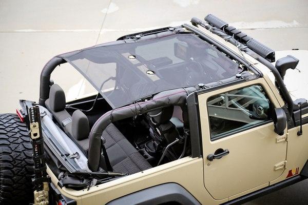 sonnenschutz eclipse sun shade Jeep Wrangler Rugged Ridge
