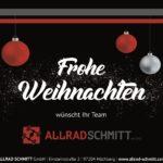 Allrad Schmitt Weihnachten 2019